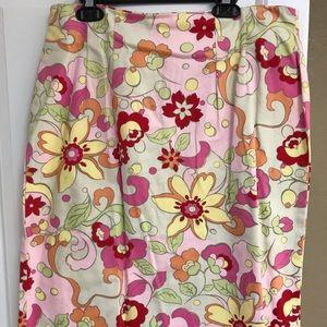 Carolina Blues skirt